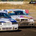 Borowicz vs Bieńkowski BMW E36 | Globalrallycross.com