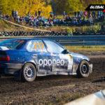 Wojciech Topolewski BMW E36 | Globalrallycross.com
