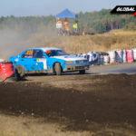 Jacek Lepianka BMW E36 | Globalrallycross.com