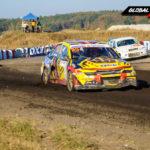 Mikołaj Otto vs Szymon Osmański | Globalrallycross.com