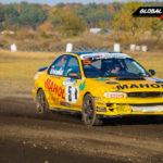 Maciej Palczewski Subaru Impreza RX | Globalrallycross.com
