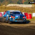 Maciej Cywiński Citroen C4 | Globalrallycross.com