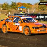 Uldis Valters Ford Escort | Globalrallycross.com