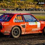 Kajus Samsonas BMW E30 M3 | Globalrallycross.com