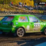 Deividas Vareika VW Golf II | Globalrallycross.com