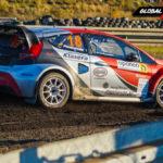 Paulius Pleskovas Ford Fiesta RX | Globalrallycross.com