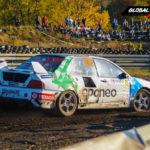 Marcin Bilski Mitsubishi Lancer EVO RX | Globalrallycross.com