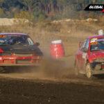 Mitsubishi Lancer EVO VI vs EVO IX | Globalrallycross.com