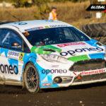 Dariusz Topolewski Ford Fiesta WRX | Globalrallycross.com