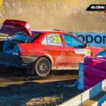Mart Tikkerbar Mitsubishi Lancer EVO VI | Globalrallycross.com