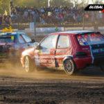 BMW M3 vs Citroen Saxo VTS | Globalrallycross.com