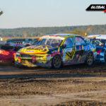 Mitsubishi Lancer RX vs Citroen C4 | Globalrallycross.com