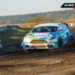 Ford Fiesta WRC Dariusz Topolewski | Globalrallycross.com