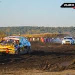 Mitsubishi Lancer RX | Ford Fiesta WRC | Globalrallycross.com