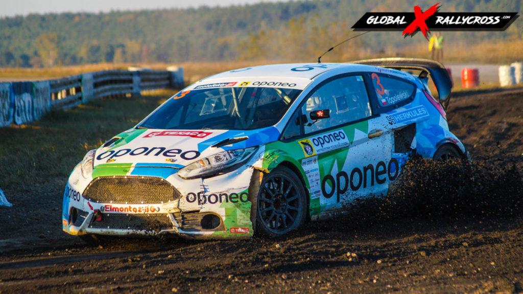 Ford Fiesta WRX Dariusz Topolewski | Globalrallycross.com
