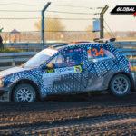 Opel Corsa Rokas Jakubauskas | Globalrallycross.com