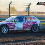 Honda Civic Grzegorz Łazarewicz | Globalrallycross.com