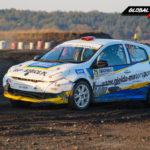 Renault Clio RX Łukasz Nagraba | Globalrallycross.com