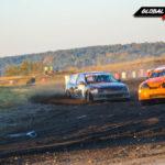 Renault Clio vs Honda Civic RX | Globalrallycross.com