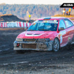 Mitsubishi Lancer EVO VI Tikkerbar Mart | Globalrallycross.com