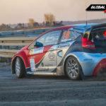 Ford Fiesta RX Pleskovas Paulius | Globalrallycross.com