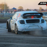 Citroen DS3 Vegeris Janis | Globalrallycross.com