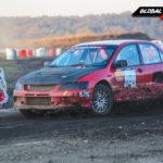 Mitsubishi Lancer EVO IX Glikas Sarunas | Globalrallycross.com