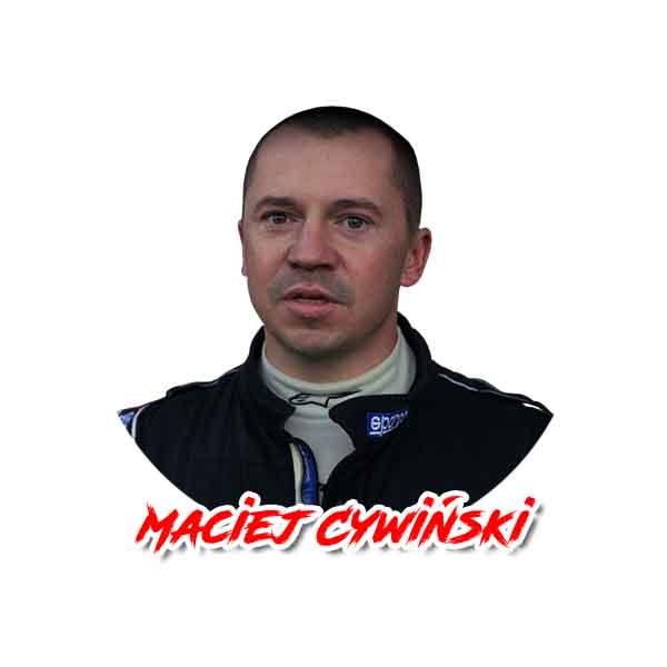 Maciej Cywiński SuperCars