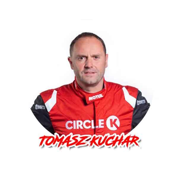 Tomasz Kuchar SuperCars