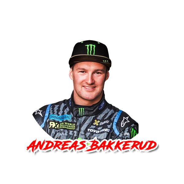 Andreas Bakkerud
