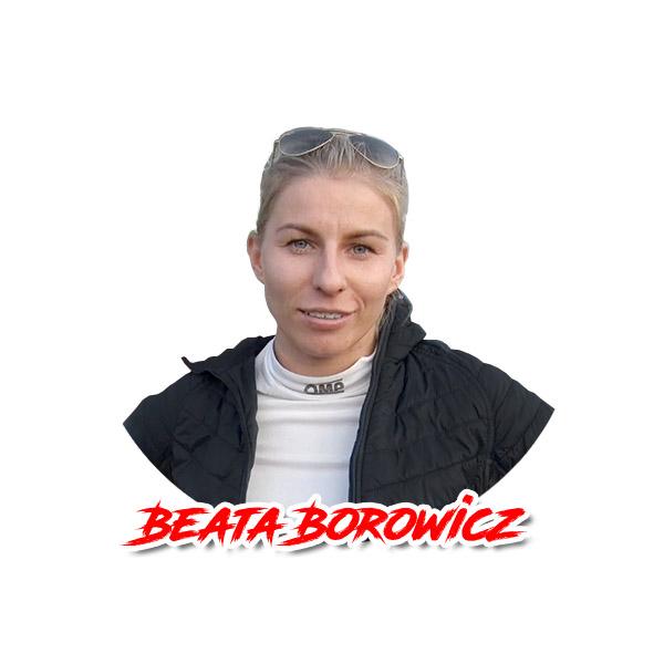 Beata Borowicz RWD Cupl