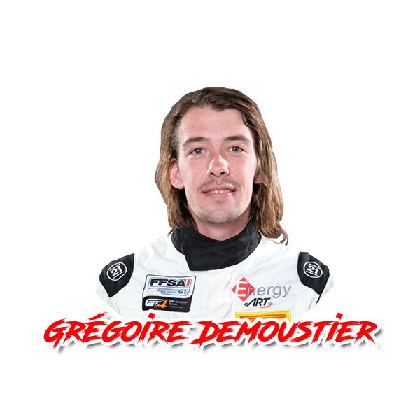 Grégoire Demoustier