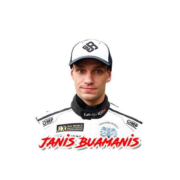 Janis Buamanis
