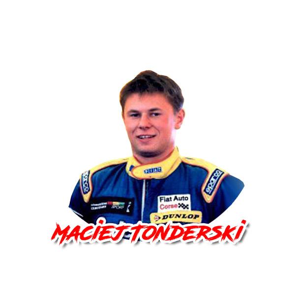 Maciej Tonderski