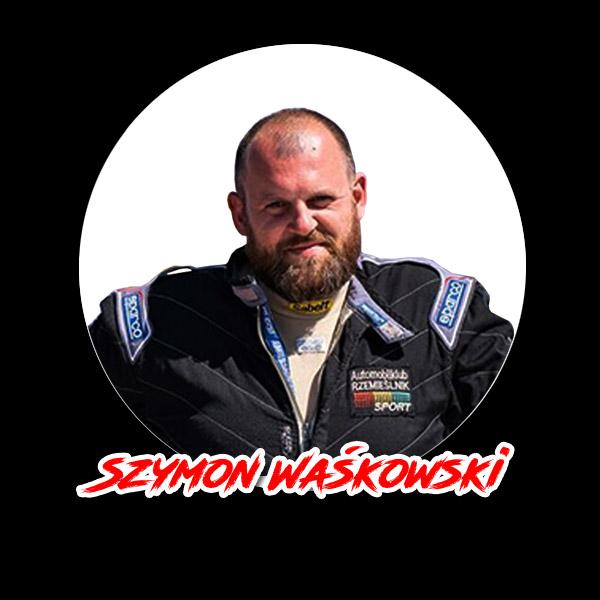 Szymon Waśkowski SuperNational
