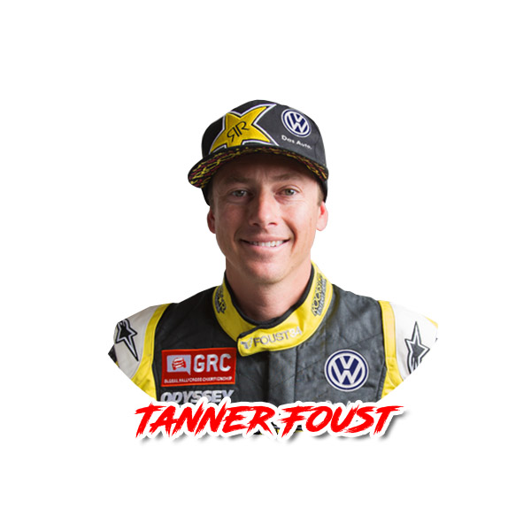 Tanner Foust
