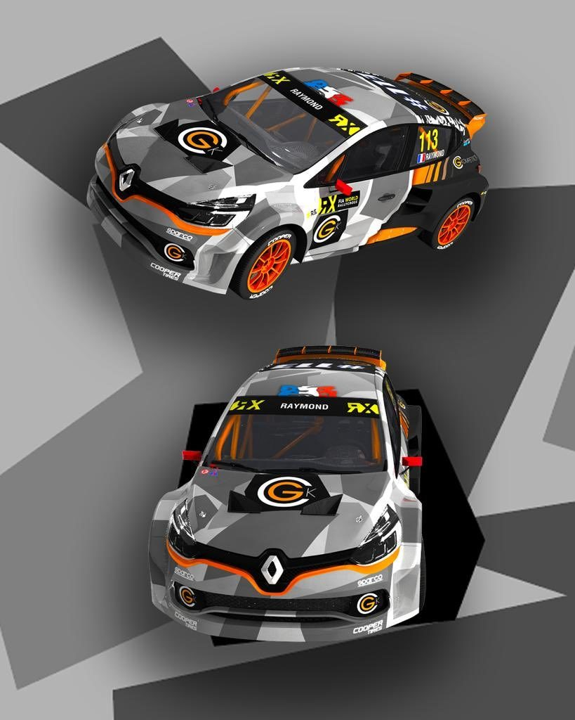 GCK Renault Clio RS RX