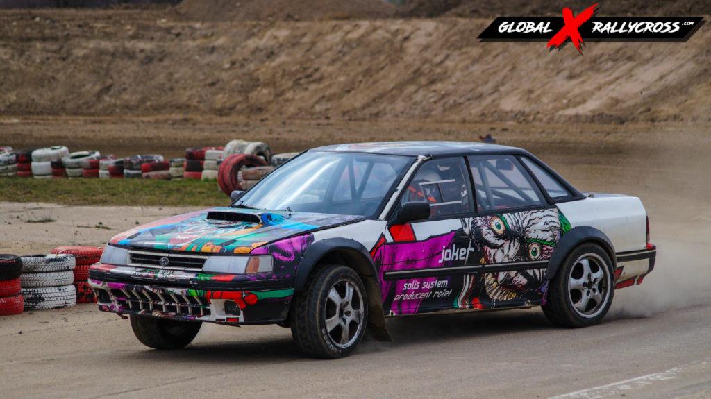 Autodrom Słomczyn Subaru Legacy
