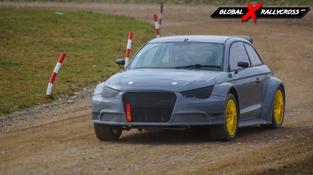 Zoll Audi Słomczyn Rallycross