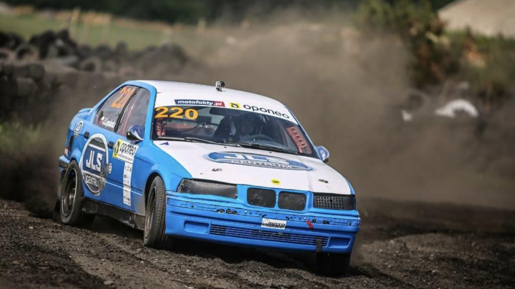 Jacek Lepianka - RWD Cup - Oponeo Rallycross