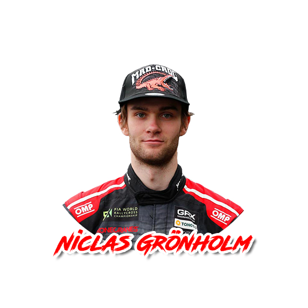 Niclas Grönholm