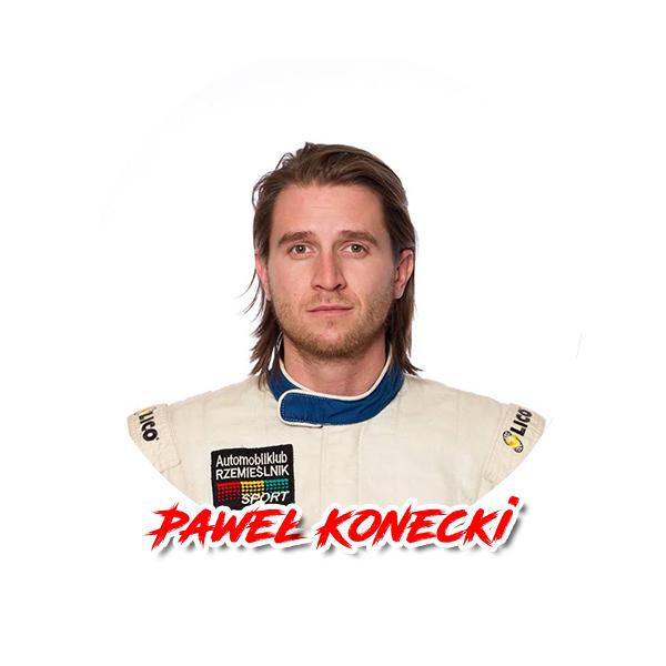 Paweł Konecki RWD Cup