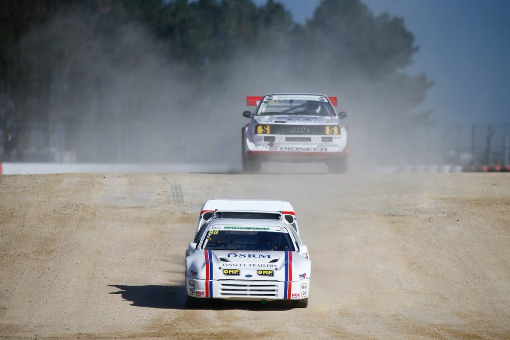 Ford RS200, Audi Quattro