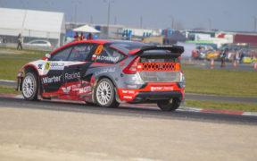 Maciej Cywiński Rallycross