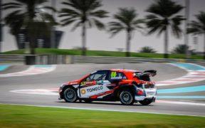 Niclas Gronholm win Abu Dhabi RX 2019