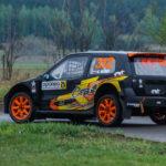 #312 Krists Valters | SuperNational | Rallycross Toruń 2019