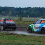 #306 Jakub Kowalczyk #301 Rafał Berdys | SuperNational | Rallycross Toruń 2019