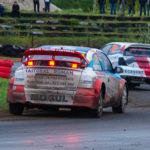 #201 Roman Častoral #233 Robert Dąbrowski | SuperNational | Rallycross Toruń 2019
