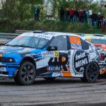 #408 Michał Kuna #405 Dawid Struensee | SuperNational | Rallycross Toruń 2019