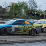 #405 Dawid Struensee #404 Damian Litwinowicz | SuperNational | Rallycross Toruń 2019